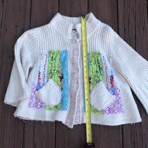 Free People Sweaters - Patchwork Free People Sweater